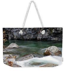 Little Susitna River Weekender Tote Bag by Doug Lloyd