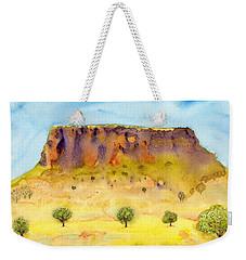 Little Table Mountain Weekender Tote Bag