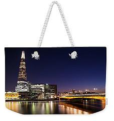 London 20 Weekender Tote Bag