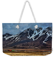 Longyearbyen Weekender Tote Bag by Shirley Mangini