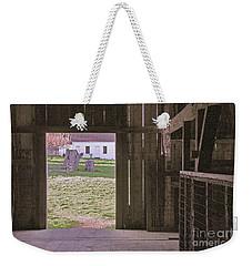 Looking Out #2 Weekender Tote Bag