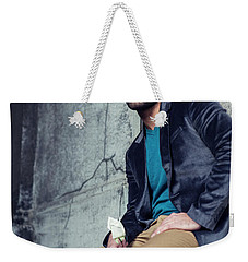 Lost Rose Weekender Tote Bag