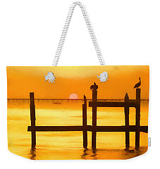 Louisiana Evening Weekender Tote Bag