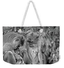Love Weekender Tote Bag by Cassandra Buckley