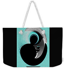 Love Is   Weekender Tote Bag by Paula Ayers