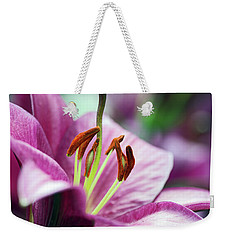 Lovely Lily Weekender Tote Bag
