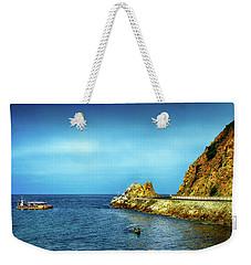 Lovers Cove Weekender Tote Bag
