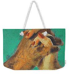 Lovers Weekender Tote Bag by Dragica Micki Fortuna