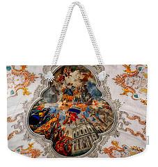 Lucerne Mural Weekender Tote Bag