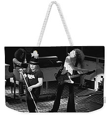 Lynyrd Skynyrd At Winterland Weekender Tote Bag
