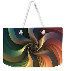 Maelstrom Weekender Tote Bag by Lyle Hatch