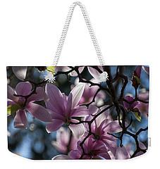 Magnolia Net - Weekender Tote Bag