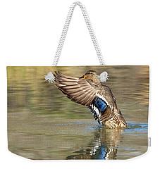 Mallard Duck Female Weekender Tote Bag