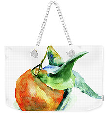 Mandarin Fruits Weekender Tote Bag