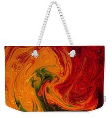 Marble Texture Weekender Tote Bag