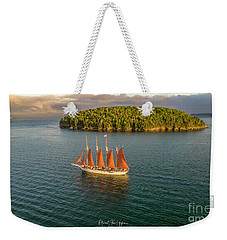 Margaret Todd  Weekender Tote Bag