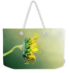 Maria's Sunflower Weekender Tote Bag by Mary Timman