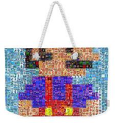 Mario Mosaic Weekender Tote Bag