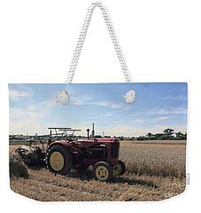 Massey Harris Tractor Weekender Tote Bag