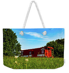 Mayberry Express Weekender Tote Bag