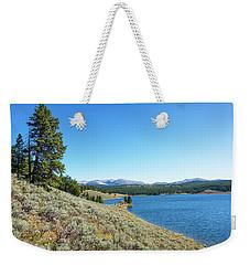 Meadowlark Lake View Weekender Tote Bag