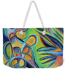 Meandering Curiosity Weekender Tote Bag