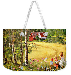 Memories For Mom Weekender Tote Bag