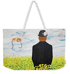 Memories Of June Weekender Tote Bag