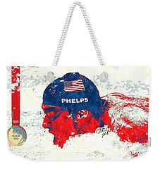 Michael Phelps Weekender Tote Bag