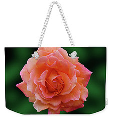 Weekender Tote Bag featuring the photograph Michelle by Mark Blauhoefer