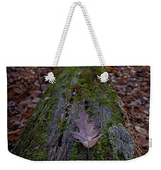 Michigan Autumn  Weekender Tote Bag