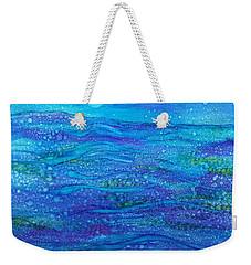 Midnight Swim Weekender Tote Bag