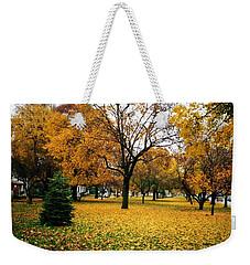 Milford's Green Weekender Tote Bag