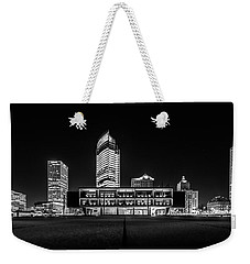 Milwaukee County War Memorial Center Weekender Tote Bag by Randy Scherkenbach