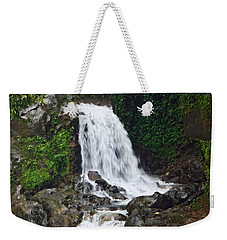 Mini Waterfall Weekender Tote Bag by Pamela Walton