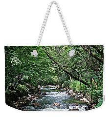 Minnehaha Creek Weekender Tote Bag