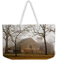 Misty Batsto Horse Barn Weekender Tote Bag