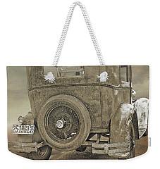 Model A Weekender Tote Bag