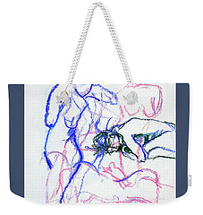 Moments In Time No.3 Weekender Tote Bag