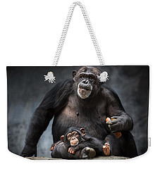 Mommy Pillow Weekender Tote Bag by Jamie Pham