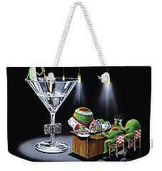 Money Roll Weekender Tote Bag