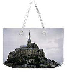 Mont St Michel Weekender Tote Bag