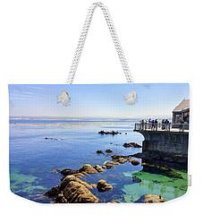Montery Bay Weekender Tote Bag