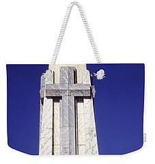 Monumento Al Divino Salvador Del Mundo Weekender Tote Bag