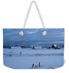 Moody Blues Weekender Tote Bag