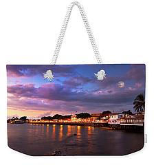 Moon Over Maui Weekender Tote Bag