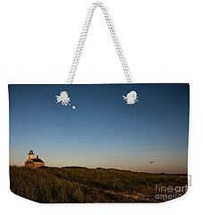 Moon Over The North Light Weekender Tote Bag