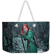 Moonlight Weekender Tote Bag by Agnieszka Mlicka