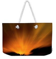 Morning Has Broken Weekender Tote Bag