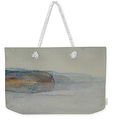 Morning Haze In The Swedish Archipelago On The Westcoast. Up To 36 X 23 Cm Weekender Tote Bag